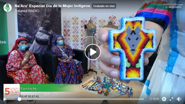 Na'Aru' Especial de Mujeres Indígenas